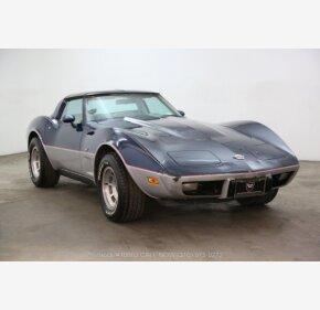 1978 Chevrolet Corvette for sale 101135150