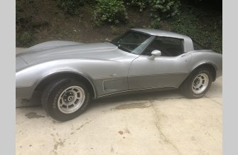 1978 Chevrolet Corvette Coupe for sale 101143843