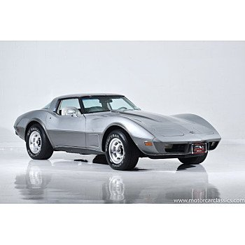 1978 Chevrolet Corvette for sale 101160578