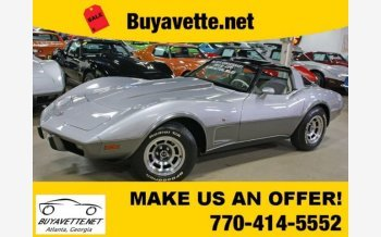 1978 Chevrolet Corvette for sale 101193859