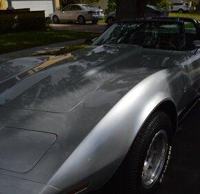 1978 Chevrolet Corvette Convertible for sale 101218613