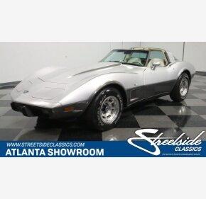 1978 Chevrolet Corvette for sale 101222878