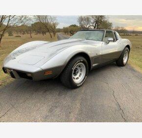 1978 Chevrolet Corvette for sale 101245764