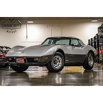 1978 Chevrolet Corvette for sale 101249024