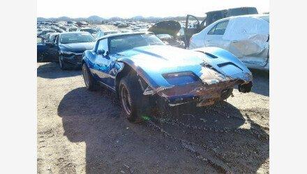 1978 Chevrolet Corvette for sale 101271078