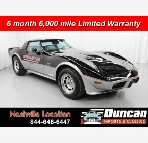 1978 Chevrolet Corvette for sale 101276874