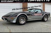 1978 Chevrolet Corvette for sale 101307181