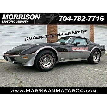 1978 Chevrolet Corvette for sale 101307181