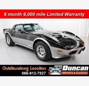 1978 Chevrolet Corvette for sale 101308118