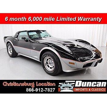 1978 Chevrolet Corvette for sale 101308118