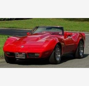 1978 Chevrolet Corvette Convertible for sale 101329242