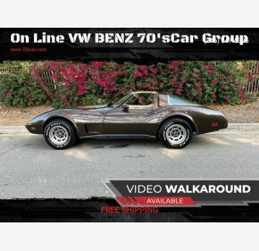 1978 Chevrolet Corvette for sale 101336366