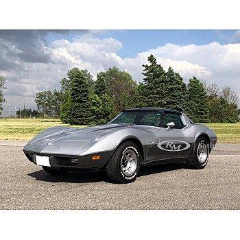 1978 Chevrolet Corvette for sale 101338780