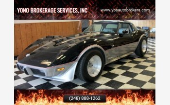 1978 Chevrolet Corvette for sale 101347272
