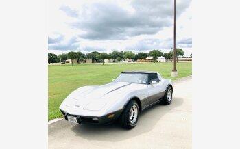 1978 Chevrolet Corvette for sale 101361529