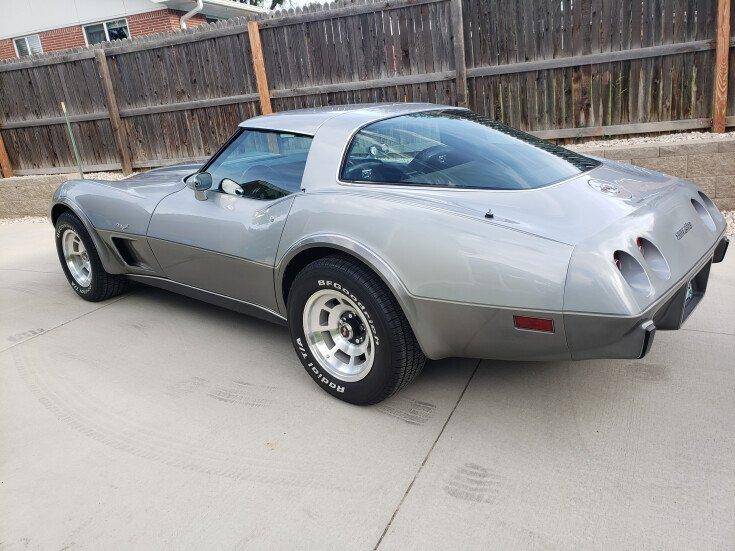 1978 Chevrolet Corvette Coupe for sale 101380056