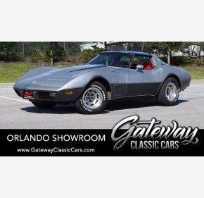 1978 Chevrolet Corvette for sale 101386414