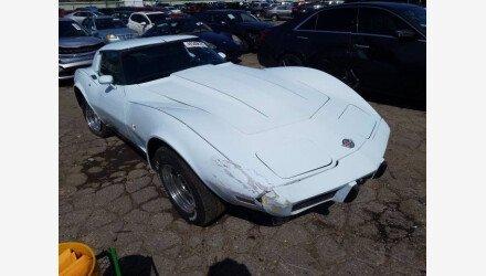 1978 Chevrolet Corvette for sale 101389310