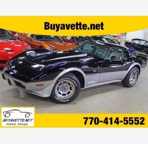 1978 Chevrolet Corvette for sale 101392142