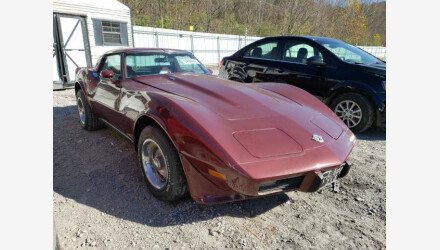 1978 Chevrolet Corvette for sale 101403250