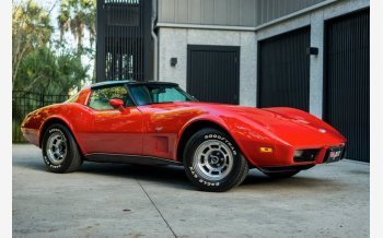 1978 Chevrolet Corvette Coupe for sale 101404380