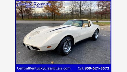 1978 Chevrolet Corvette for sale 101414369
