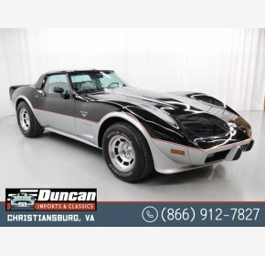 1978 Chevrolet Corvette for sale 101427561