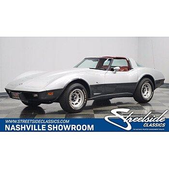 1978 Chevrolet Corvette for sale 101484450