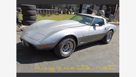 1978 Chevrolet Corvette for sale 101486082