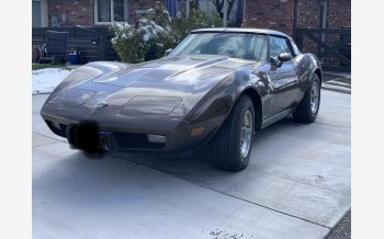 1978 Chevrolet Corvette Coupe for sale 101496382