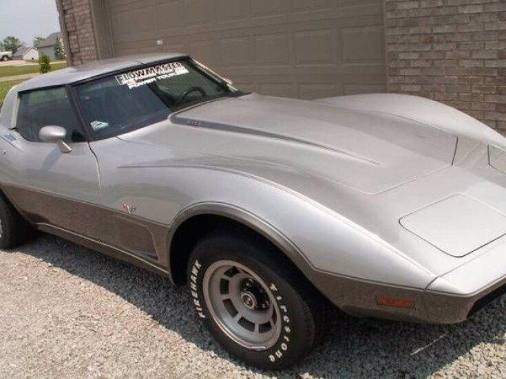 1978 Chevrolet Corvette for sale 101534897