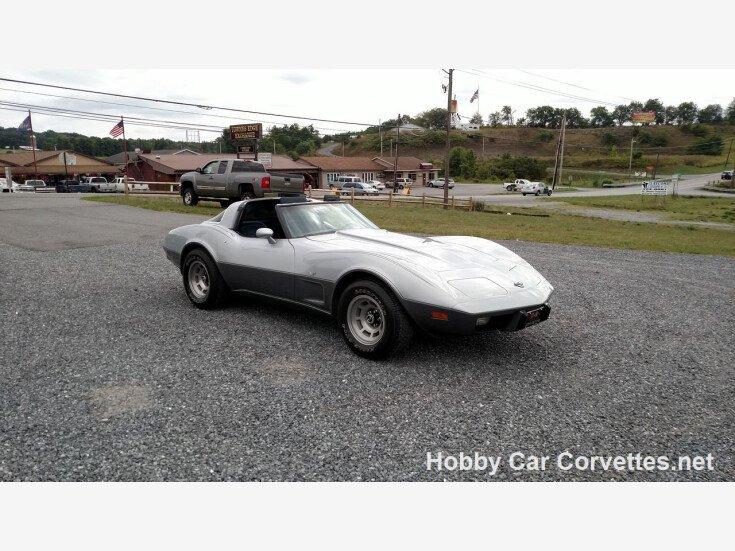 1978 Chevrolet Corvette for sale 101543809