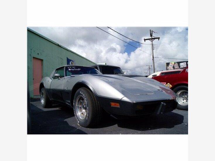 1978 Chevrolet Corvette for sale 101544706