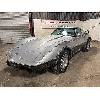 1978 Chevrolet Corvette for sale 101632674