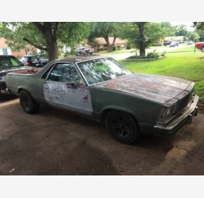 1978 Chevrolet El Camino for sale 100880707
