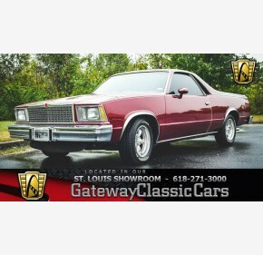 1978 Chevrolet El Camino for sale 101044523