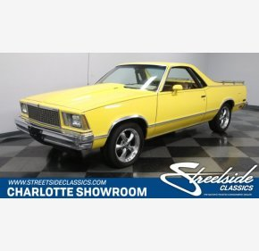 1978 Chevrolet El Camino for sale 101074704
