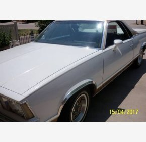 1978 Chevrolet El Camino for sale 101098445