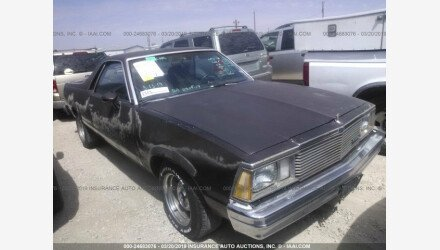 1978 Chevrolet El Camino for sale 101109973
