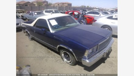 1978 Chevrolet El Camino for sale 101118894