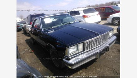 1978 Chevrolet El Camino for sale 101127731