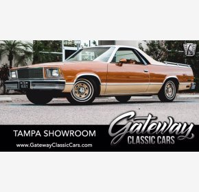 1978 Chevrolet El Camino for sale 101346504