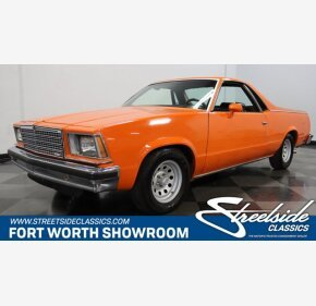 1978 Chevrolet El Camino for sale 101347250