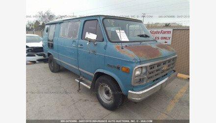 1978 Chevrolet G20 for sale 101118199