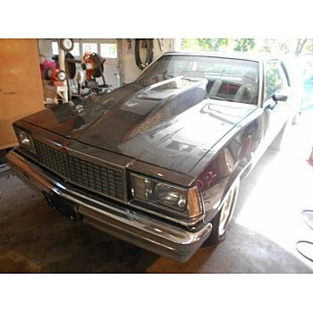 1978 Chevrolet Malibu for sale 100829826