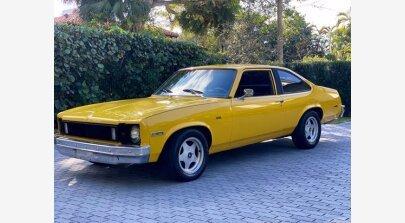 1978 Chevrolet Nova for sale 101430278