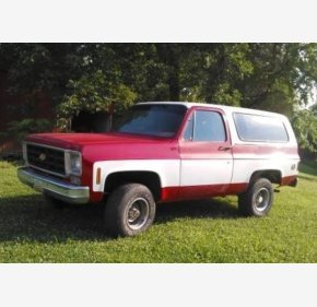 1978 Chevrolet Other Chevrolet Models for sale 101036888