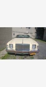 1978 Chrysler Cordoba for sale 101034766