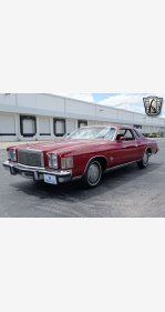 1978 Chrysler Cordoba for sale 101159003