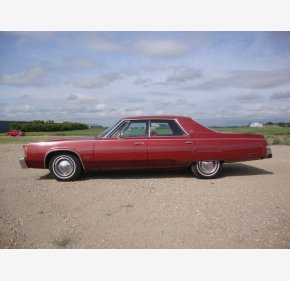 1978 Chrysler Newport for sale 100996011